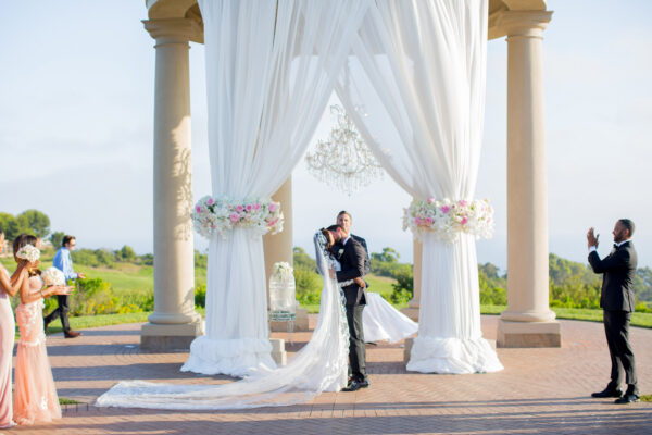 Chealsea and Jeff - Pelican Hill Resort Wedding (8)